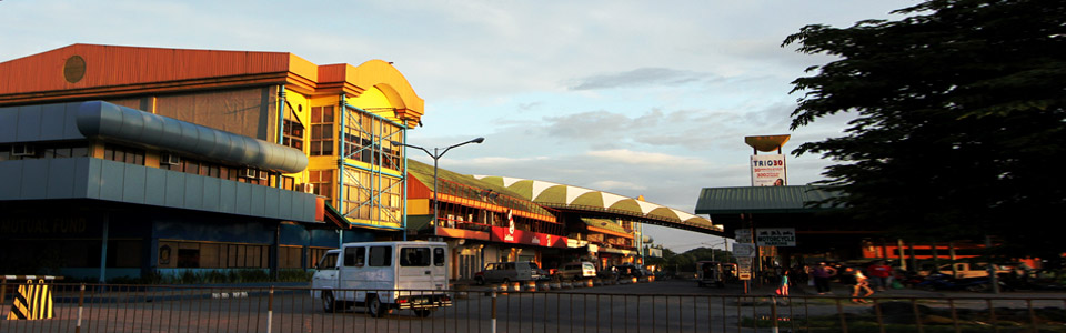 Lucena Grand Central Terminal: Transport and Fares