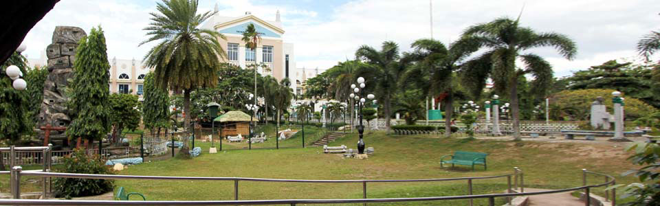 Perez Park in Lucena City