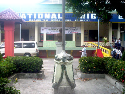 Quezon National High School: A Quick Look Back