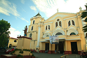 Churches in Lucena City