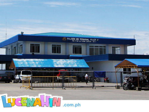 Lucena City Port Travel Schedule and Fares