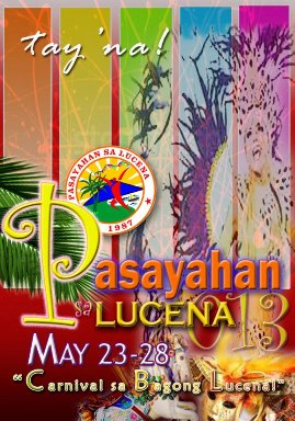 Lucena City Events for May