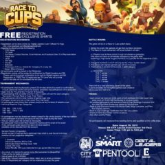 Clash of Clans' Race to Cup Tournament
