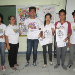 All About Lucena Drawing Contest Concluded Successfully