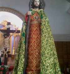 Baranggay Cotta Celebrates the Feast of Saint Jude Thaddeus