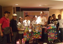 Department of Trade and Industry: On-The-Spot Poster Making Contest