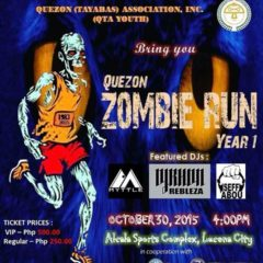 Quezon Zombie Run Year 1