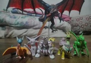 Lucenahin Collections – Pokemon Figures